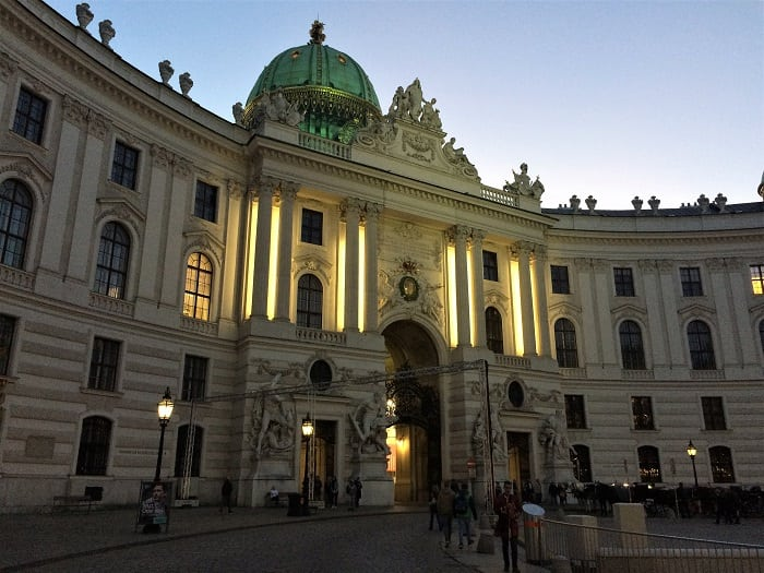 Hofburg Palace, St Michael's Wing, Vienna