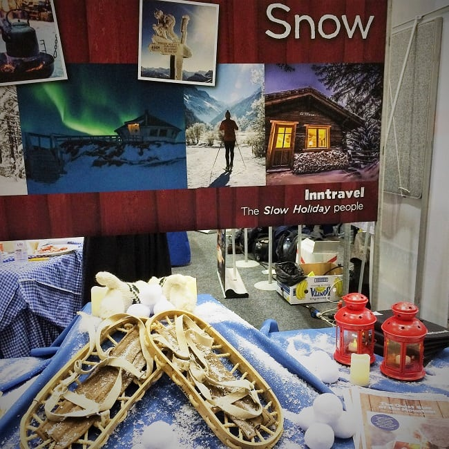 Inntravel Discovery Day snow info