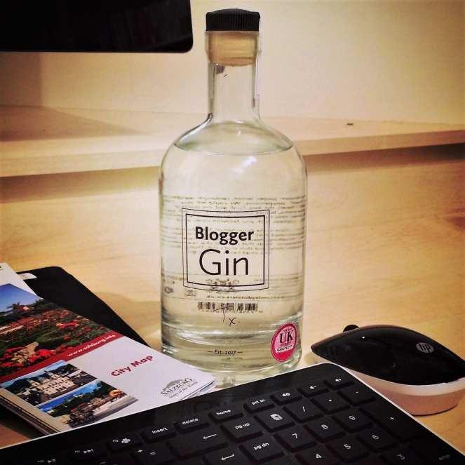 Blogger gin