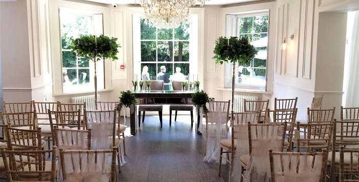 old vicarage boutique wedding venue