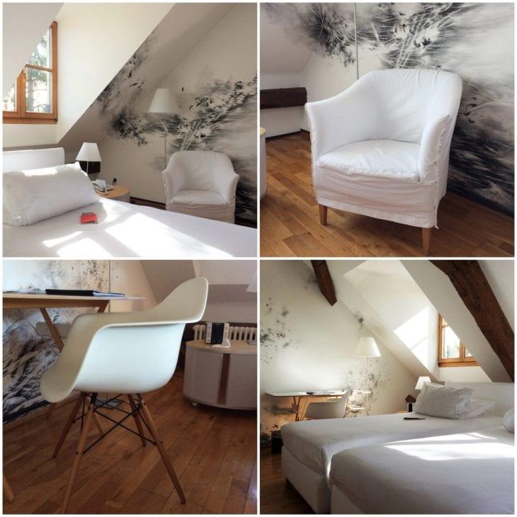 Room 8 of Der Teufelhof, Basel