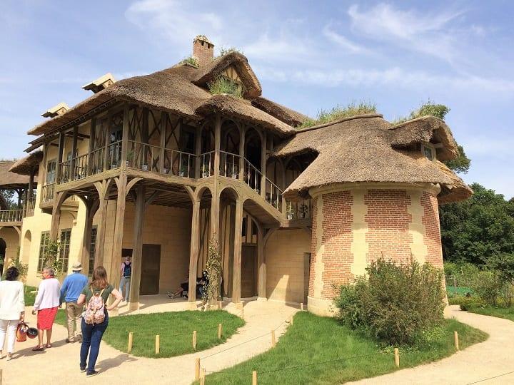 Queen's house, Queen's hamlet, Petit Trianon
