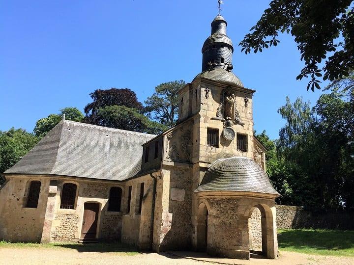 Notre Dame de Grace in Honfleur