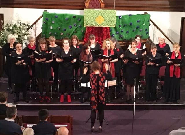 Mirinesse choir