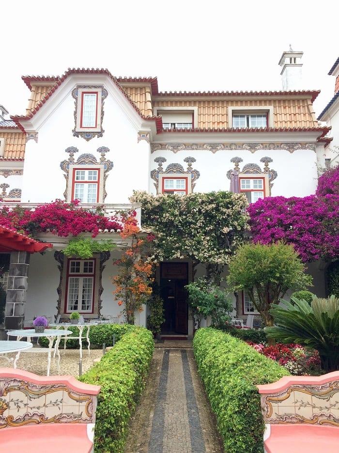 Pergola House exterior