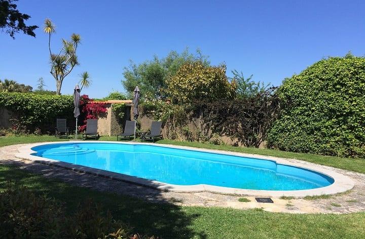Portugal - Colina Flora pool