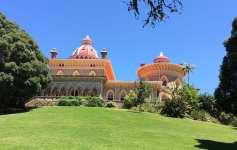 Monserrate palace in Sintra
