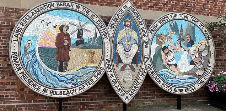 Holbeach mosaic