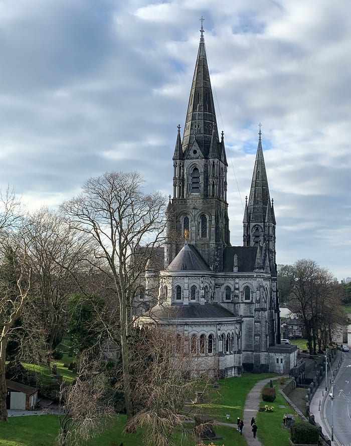 St Fin Barre's Cathedral, Cork
