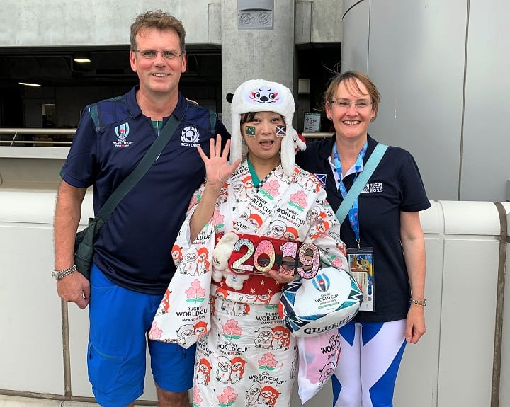 Rugby World Cup 2019, Yokohama