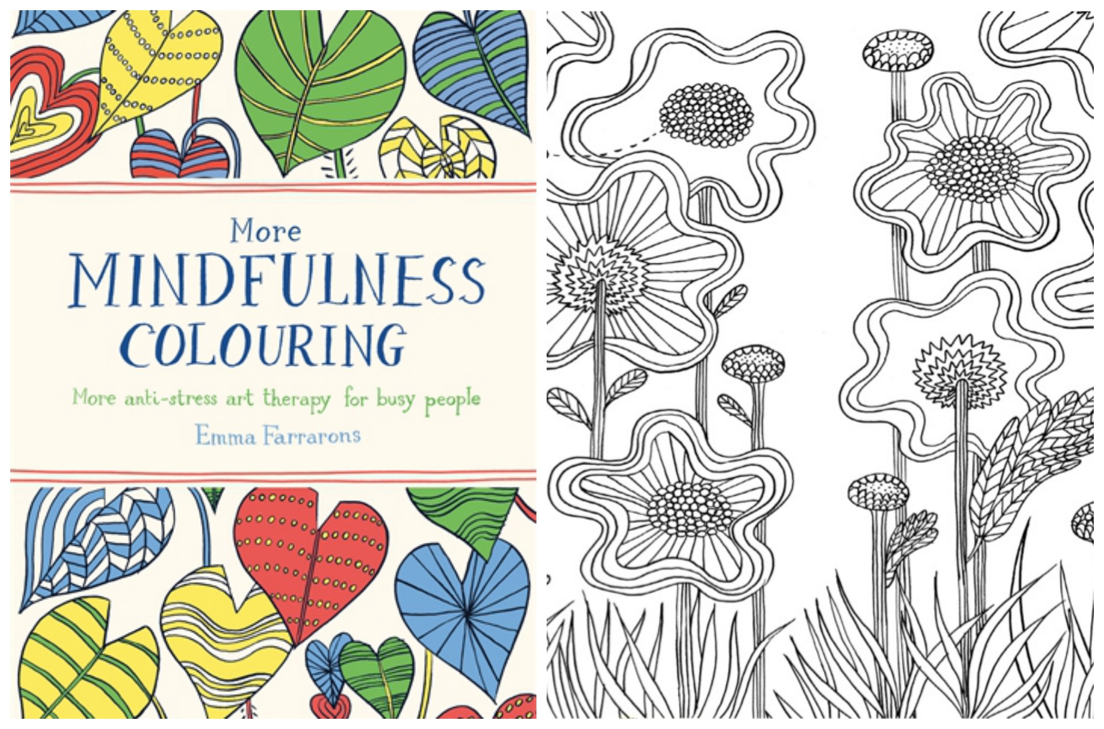 Colouring Book Sponsored Post