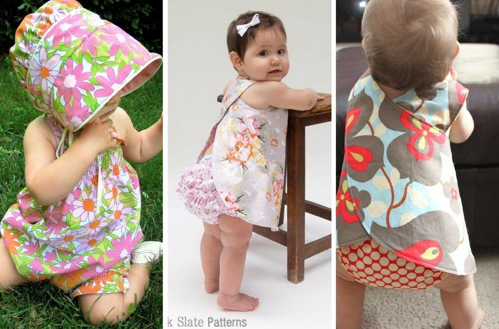 Free Baby Clothes Patterns: MumsMakeLists - Life hacks for ...