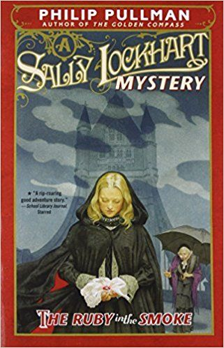 The Ruby in the Smoke - Books to give as gifts to children who have finished reading Harry Potter. This is a roundup of great character books for kids to read if they loved Harry Potter #HarryPotter #Kidsbooks #books #Christmas2017 #ChristmasGifts #Christmas