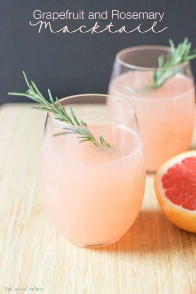 Grapefruit-and-Rosemary-Mocktail