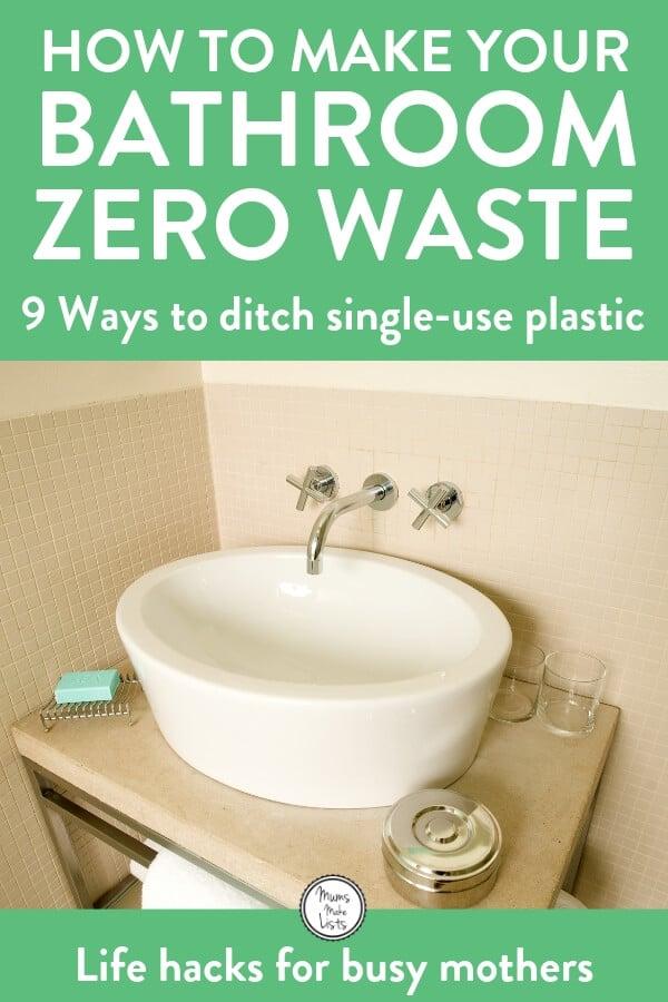 alternative to plastic toothbrush, single-use plastic, single use swaps, zero waste, single-use plastic