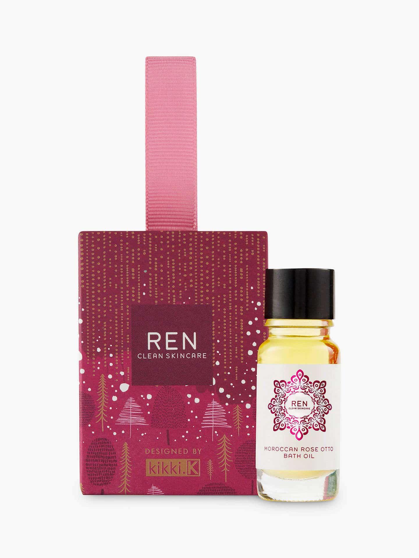 Christmas stocking filler ideas, Ren Moroccan Rose Stocking Filler Set John Lewis