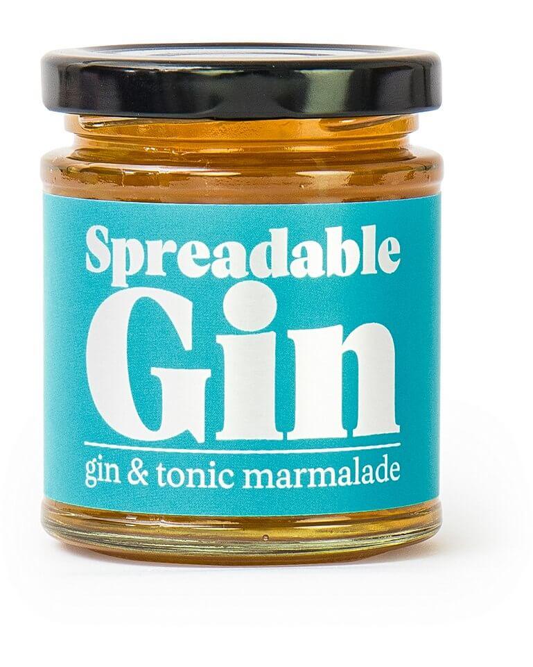 Spreadable Gin Marmalade Oliver Bonas
