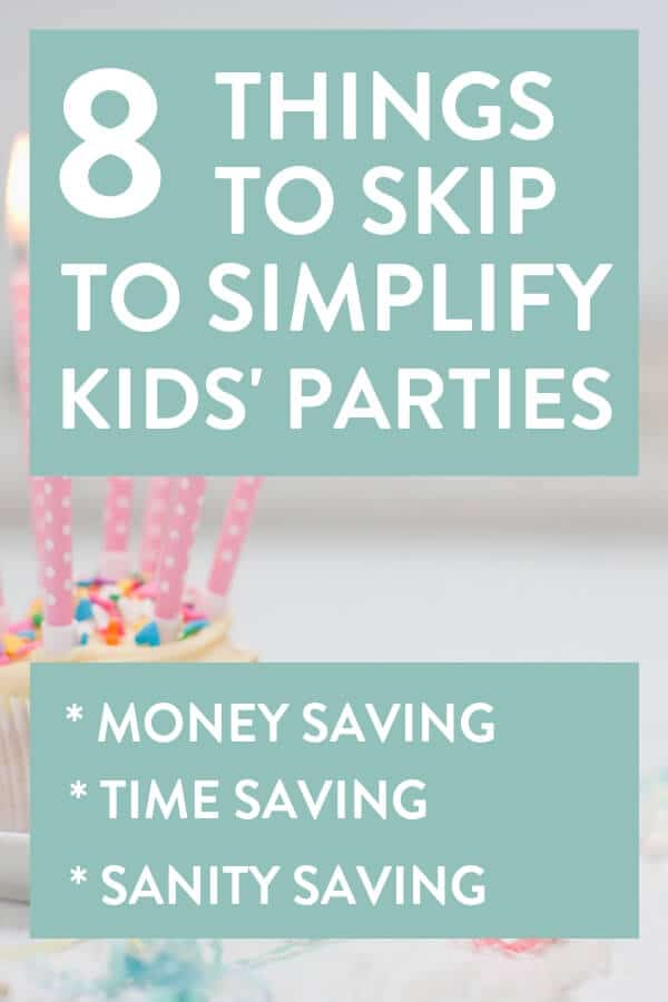 inexpensive birthday party, cheap kids party ideas, frugal birthday party, kids party