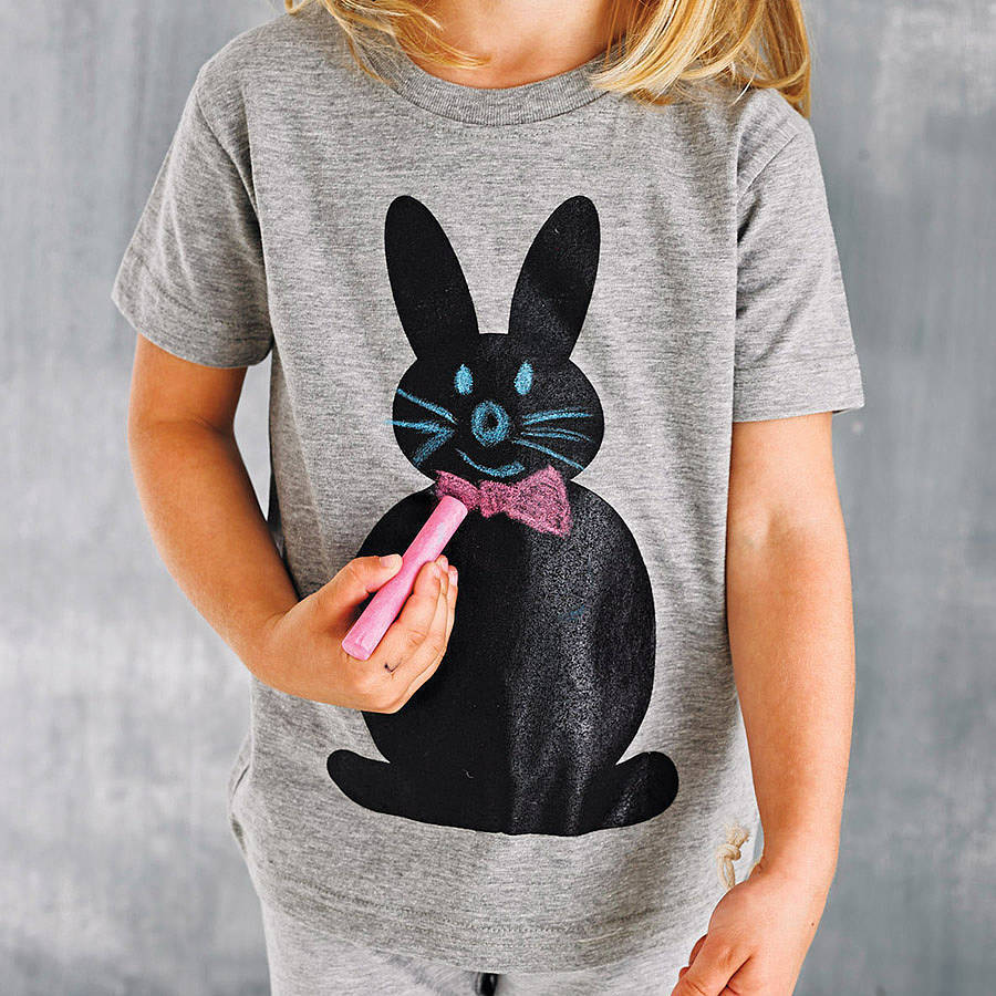 Little Mashers chalkboard bunny T-Shirt, non chocolate easter gifts for kids, non chocolate Easter gifts for kids, non chocolate Easter gift ideas for kids, Easter gift ideas for kids, Easter gift idea, Kids Easter gift, Easter story stones, Best Easter gifts for children, Easter gifts for children, Easter gifts for kids, non chocolate Easter gifts for kids,