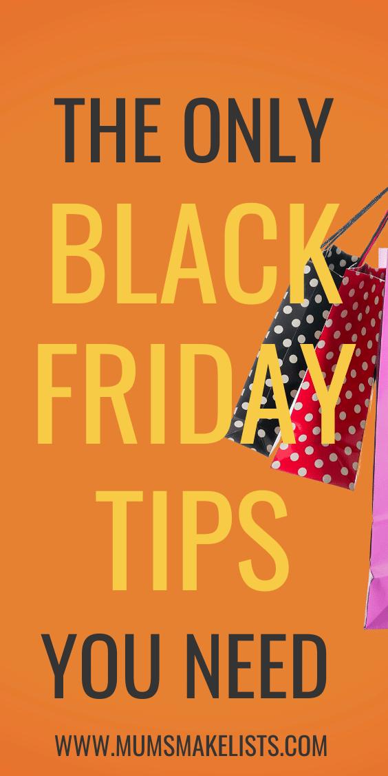 Black Friday shopping tips, the best Black Friday shopping tips, how to shop Black Friday, shopping tips
