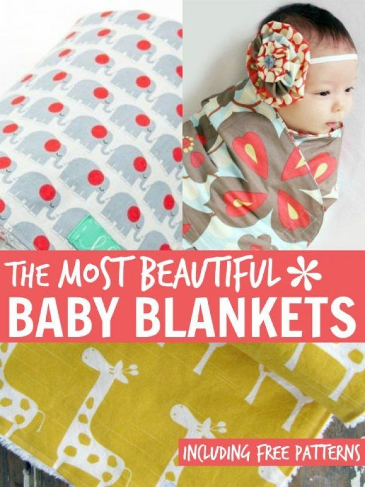 Beautiful baby blankets - gorgeous baby blankets and swaddle cloths including free patterns ...
