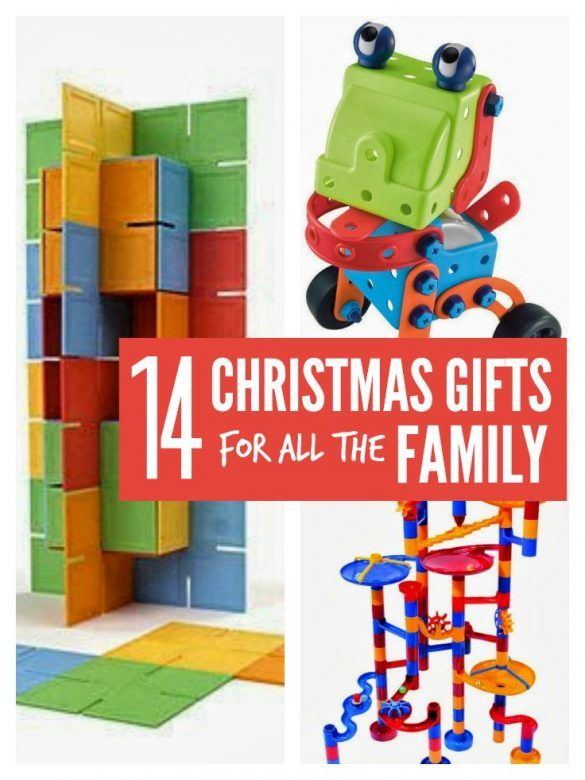 Christmas gifts for the whole family - brilliant Christmas gifts that the whole family from toddlers to grandpa will enjoy playing together this Christmas