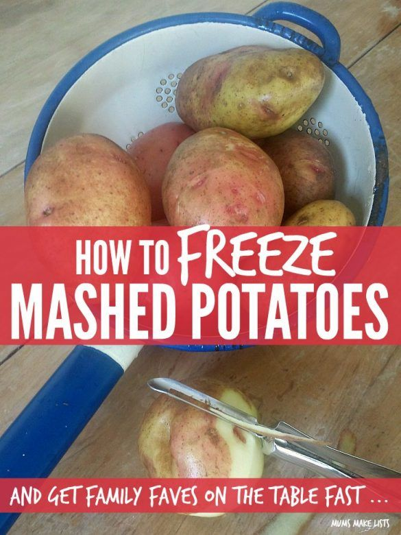 Here's a post on the how to make mashed potatoes so you can bulk freeze them to use them at a later date making the prepartion of healthy family meals super quick and easy! This is one of those freezer recipes that will save you SO much time. Frozen mashed potato is great for whipping out of the deep freeze to make shepherd's pie, fish cakes, fish pie or even to add a big dollop of creamy mash to the side of a healthy plate of food. #MashedPotatoes