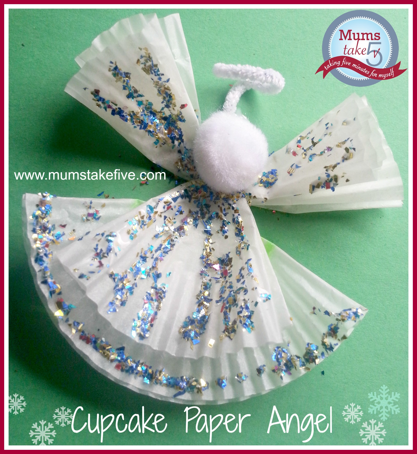 Christmas Angel Crafts For Adults