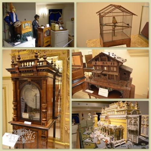 Musical boxes, Kawaguchiko Music Forest