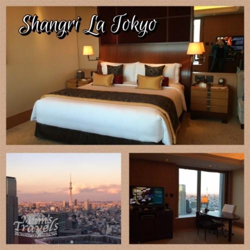 King Room @ The Shangri La Tokyo