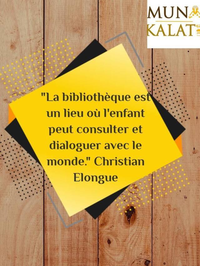 Bibliothèque Christian Elongue_Muna Kalati