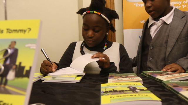 stacey fru literacy advocate