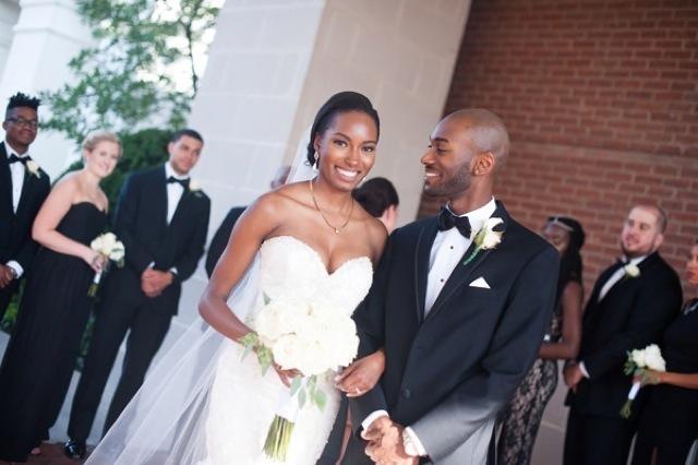 Elegant Summer Wedding In Columbus Ohio Kandice Eric