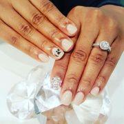 munamani 11 beautiful bridal manicures