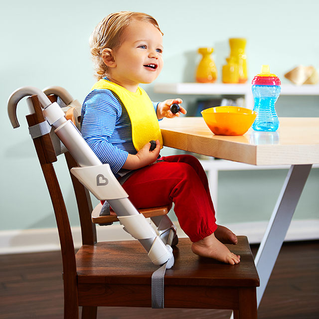 munchkin high chair top ergonomic desk chairs elevate baby booster seat