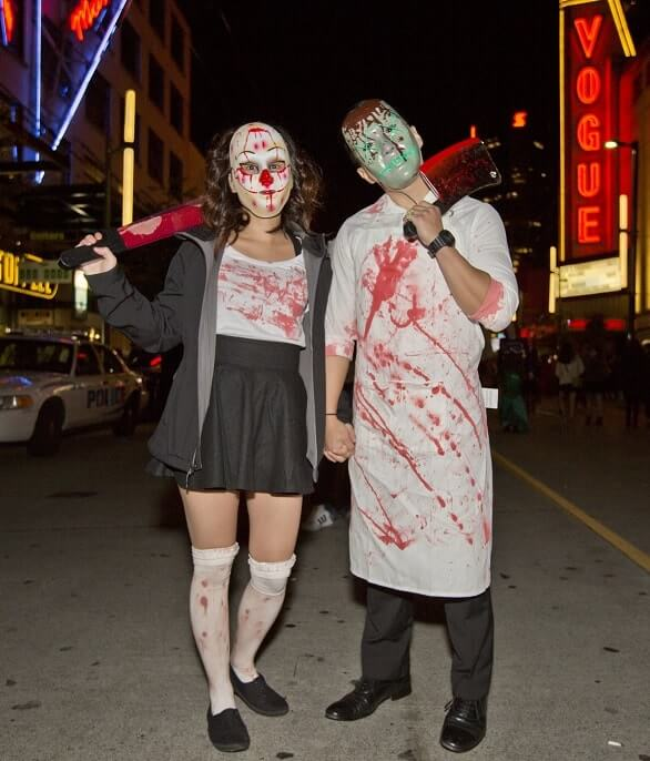 Do you ever feel that halloween creeps up on you or that you're never actually ready when the day arrives? 25 Most Creative Couples Halloween Costumes Ideas For 2020 Munchkins Planet