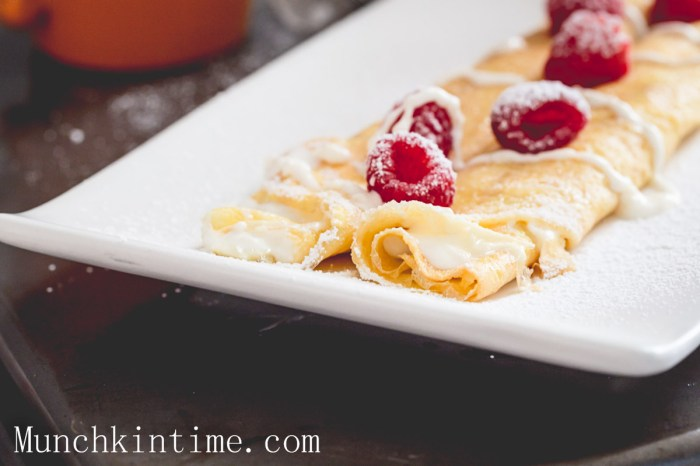 Better than Restaurant Style Crepes.