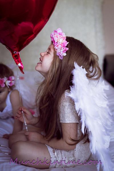 DIY: Kids Angel Wings