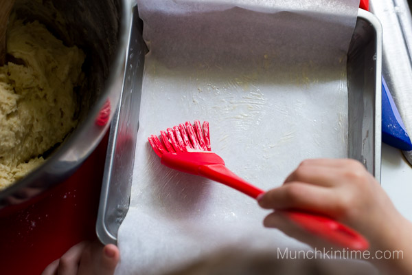 Scrumptious  Strawberry Rhubarb  Cake Recipe - www.munchkintime.com #dessertrecipe