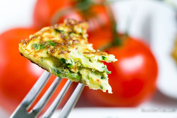 Delicious and Healthy Zucchini Pancakes Recipe from www.munchkintime.com