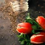 Tomato Tulips Easy Appetizer Recipe