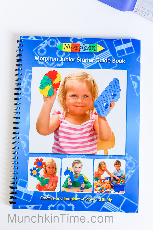 Thinkplay STEAM JR Kit - Timberdoodle Product Review #costructiontoys // www.munchkintime.com