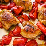30 Minute Meal – Caramelized Rosemary Chicken Recipe