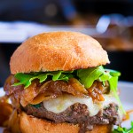 Caramelized Onions Burger Recipe