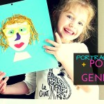 Portrait Collage Gift For Mom + Poem Generator