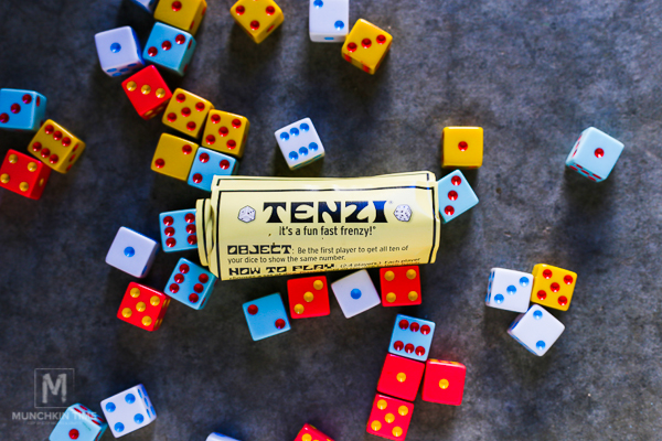 Tenzi - Ridiculously Fun Family Game