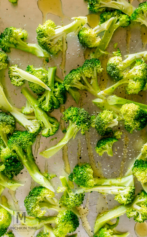 Grilled Broccoli Recipe with Anchovy Rosemary Dressing