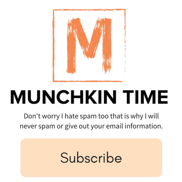 Subscribe to Munchkin Time Blog