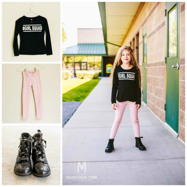Back To School Outfits For Girls - 12 items from Fred Meyer - Outfit #1