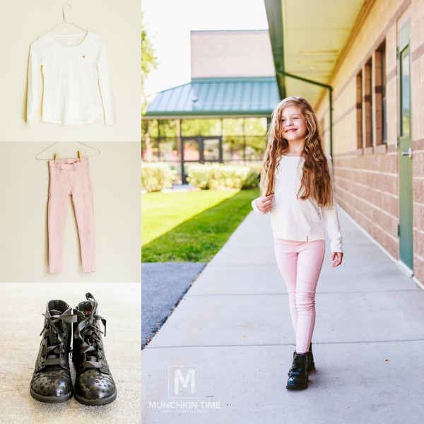 Back To School Outfits For Girls - 12 items from Fred Meyer - Outfit #2